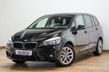 BMW 220d Gran Tourer Advantage Aut. 7-Sitzer/AHK/Tempomat++ LP:44.484.-€ bei Autohaus Hösch GmbH in Pasching Point 9<br />4061 Pasching
