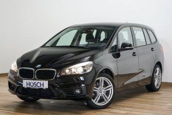 BMW 218d Gran Tourer Advantage  7-Sitzer/Sitzheizung/Tempomat++ LP:38.090.-€ bei Autohaus Hösch GmbH in Pasching Point 9<br />4061 Pasching
