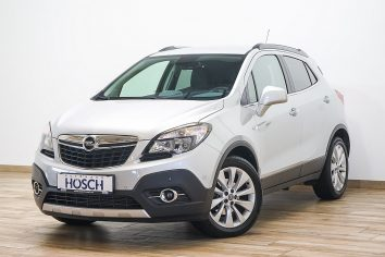 Opel Mokka 1.6 CDTI Cosmo Aut. Tempomat/18er+++ bei Autohaus Hösch GmbH in Pasching Point 9<br />4061 Pasching