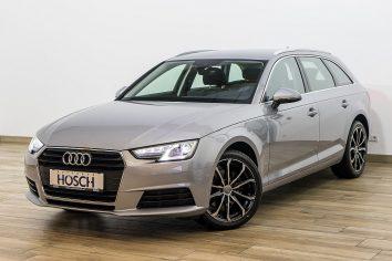 Audi A4 Avant 2,0 TDI Smartphone Paket/Einparkhilfe+++ LP: 43.775.- € bei Autohaus Hösch – Jahreswagen und Tageszulassungen zum besten Preis in Pasching Point 9<br />4061 Pasching