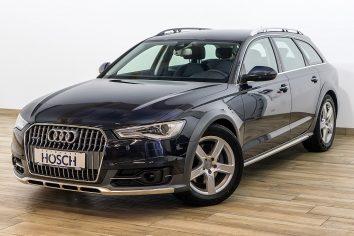 Audi A6 Allroad 3,0 TDI quattro S-tronic ACC/MMIplus++ LP: 79.620 ,- € bei Autohaus Hösch – Jahreswagen und Tageszulassungen zum besten Preis in Pasching Point 9<br />4061 Pasching