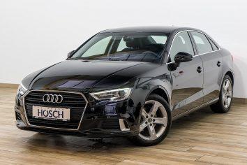 Audi A3 Limousine 1.6 TDI Sport s-tronic  Connectivity/Einparkhilfe/Xenon++ LP:36.288.-€ bei Autohaus Hösch – Jahreswagen und Tageszulassungen zum besten Preis in Pasching Point 9<br />4061 Pasching