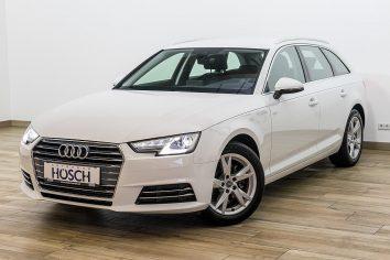 Audi A4 Kombi 2.0 TFSI Sport Connectivity/XENON+++ LP: 45.279.- € bei Autohaus Hösch – Jahreswagen und Tageszulassungen zum besten Preis in Pasching Point 9<br />4061 Pasching