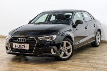 Audi A3 Limousine 1.6 TDI Sport Connectivity/Einparkhilfe/Xenon++ LP:34.582.-€ bei Autohaus Hösch – Jahreswagen und Tageszulassungen zum besten Preis in Pasching Point 9<br />4061 Pasching