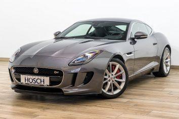 Jaguar F-Type S Aut. Performance/Navi/Meridian/++ LP: 116.412,- bei Autohaus Hösch – Jahreswagen und Tageszulassungen zum besten Preis in Pasching Point 9<br />4061 Pasching