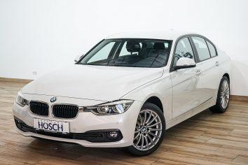 BMW 318D ADVANTAGE NAVI/LED/PDC/+++ LP:44.640.- € bei Autohaus Hösch GmbH in
