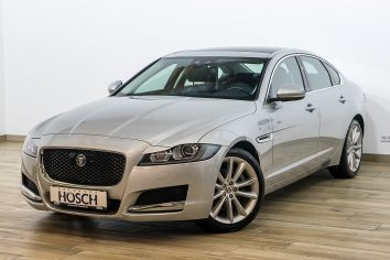 Jaguar XF 20d Prestige Aut. ACC/Pano/Navi/++ LP 66.988,-€ bei Autohaus Hösch – Jahreswagen und Tageszulassungen zum besten Preis in Pasching Point 9<br />4061 Pasching