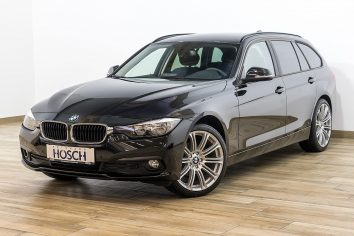BMW 316d Touring Advantage Aut. Navi/PDC+++ LP:46.070.- € bei Autohaus Hösch GmbH in
