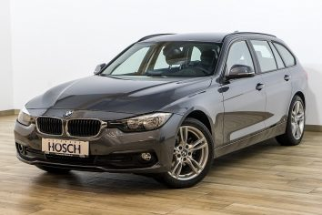 BMW 316d Touring Advantage Navi/PDC +++ LP:43.360.- bei Autohaus Hösch GmbH in