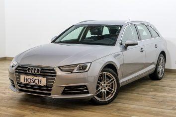 Audi A4 Avant 2,0 TDI Sport  Navi-MMIplus/Virtual Cockpit++ LP: 50.858.-€ bei Autohaus Hösch – Jahreswagen und Tageszulassungen zum besten Preis in Pasching Point 9<br />4061 Pasching
