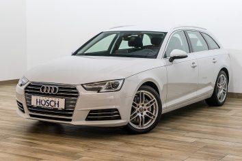 Audi A4 Avant 2,0 TDI Sport s-tronic Navi-MMIplus/Virtual Cockpit++ LP: 53.519.-€ bei Autohaus Hösch – Jahreswagen und Tageszulassungen zum besten Preis in Pasching Point 9<br />4061 Pasching