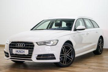Audi A6 Avant TDI S-tronic S-Line/MMIplus/Sportsitze++ LP: 63.075.- € bei Autohaus Hösch – Jahreswagen und Tageszulassungen zum besten Preis in Pasching Point 9<br />4061 Pasching