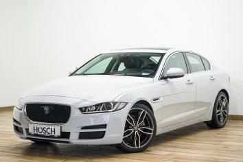 Jaguar XE Prestige Aut. ACC/Navi/Pano++ LP 56.598,-€ bei Autohaus Hösch – Jahreswagen und Tageszulassungen zum besten Preis in Pasching Point 9<br />4061 Pasching