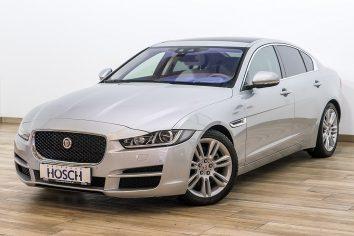 Jaguar XE Portfolio 2.0d Aut. Pano/Meridian/NaviPro/++ LP: 69.905,-€ bei Autohaus Hösch – Jahreswagen und Tageszulassungen zum besten Preis in Pasching Point 9<br />4061 Pasching