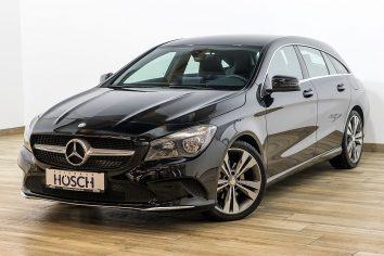 Mercedes-Benz CLA 200d Shooting Brake  URBAN/KAMERA/NAVI  LP: 41.779.-€ bei Autohaus Hösch – Jahreswagen und Tageszulassungen zum besten Preis in Pasching Point 9<br />4061 Pasching