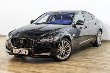 Jaguar XF Prestige Aut. ACC/Pano/Navi/HUD LP: 67.733.-€ bei Autohaus Hösch – Jahreswagen und Tageszulassungen zum besten Preis in Pasching Point 9<br />4061 Pasching