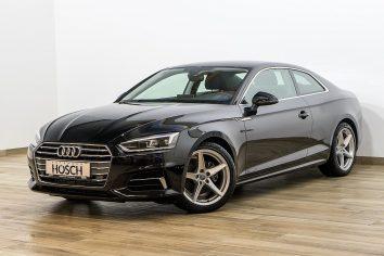 Audi A5 Coupe 2.0 TFSI Sport s-tronic LED/MMIplus/Virtual Cockpit LP: 53.360.- bei Autohaus Hösch – Jahreswagen und Tageszulassungen zum besten Preis in Pasching Point 9<br />4061 Pasching