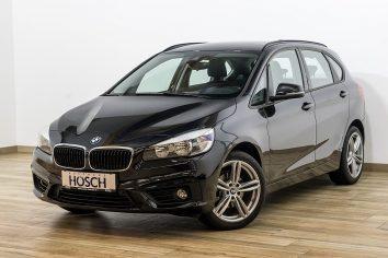 BMW 216d Active Tourer Advantage Aut.  PDC/Tempomat++ LP:39.698.-€ bei Autohaus Hösch – Jahreswagen und Tageszulassungen zum besten Preis in Pasching Point 9<br />4061 Pasching