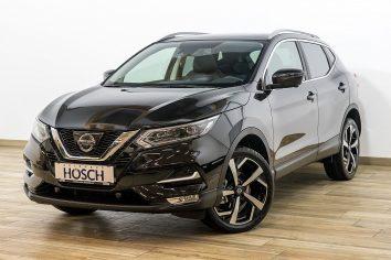Nissan Qashqai 1,5 DCi Tekna neues Modell !! LED/Kamera/Pano/Navi++ LP: 34.639.-€ bei Autohaus Hösch – Jahreswagen und Tageszulassungen zum besten Preis in Pasching Point 9<br />4061 Pasching