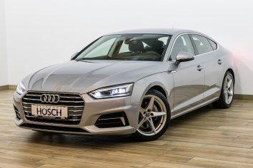 Audi A5 Sportback 2,0 TDI Sport LED/MMIplus/Virtual Cockpit LP: 55.289.- € bei Autohaus Hösch – Jahreswagen und Tageszulassungen zum besten Preis in Pasching Point 9<br />4061 Pasching