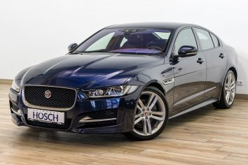 Jaguar XE R-Sport 2.0d Aut. Xenon/Navi/Keyless/++ LP 59.968,-€ bei Autohaus Hösch – Jahreswagen und Tageszulassungen zum besten Preis in Pasching Point 9<br />4061 Pasching