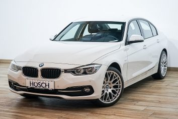 BMW 318d Sport Line LED/Navi.Business/PDC++LP: 45.426 .-€ bei Autohaus Hösch GmbH in