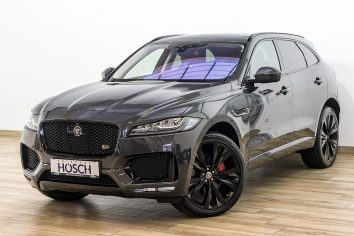 Jaguar F-Pace S AWD Aut. ACC/NaviPro/HUD/Pano LP: 117.189,-€ bei Autohaus Hösch GmbH in