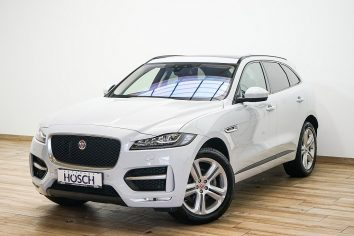 Jaguar F-Pace AWD R-Sport Aut. LED/NaviPro/HUD/Pano LP: 80.863,-€ bei Autohaus Hösch GmbH in