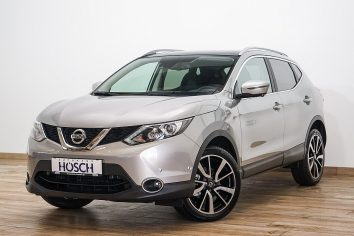 Nissan Qashqai 1,5 dCi  Tekna LED/19er/Pano/Leder++ LP: 34.067.-€ bei Autohaus Hösch GmbH in