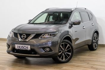 Nissan X-Trail 1.6 DCI XTRONIC Tekna 2WD  LED/7.SITZE/Leder/PANO++ LP:43.916.-€ bei Autohaus Hösch GmbH in
