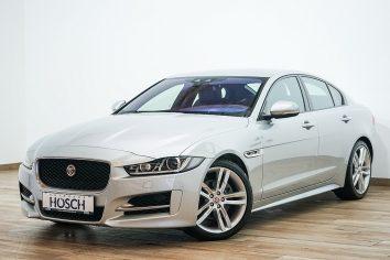 Jaguar XE R-Sport 2.0d Aut. Xenon/Navi/Keyless/++ LP 59.748,-€ bei Autohaus Hösch GmbH in