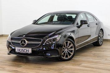 Mercedes-Benz CLS 350d Aut. COMAND/MULTIBEAM LED+++LP: 80.960.-€ bei Autohaus Hösch GmbH in