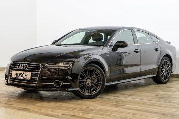 Audi A7 Sportback 3.0 TDI S-Line  S-tronic Quattro LP: 92.973.- € bei Autohaus Hösch GmbH in