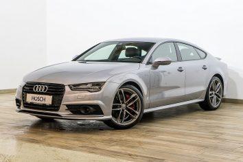 Audi A7 Sportback 3.0 TDI Competition Quattro Aut. Matrix-LED/ACC/MMIplus++ LP: 108.006.- € bei Autohaus Hösch GmbH in