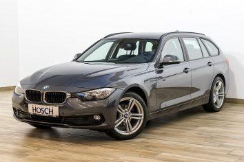 BMW 316d Touring Advantage Navi/PDC +++ LP:43.059.- bei Autohaus Hösch GmbH in
