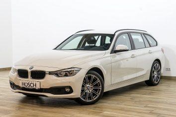 BMW 318d Touring Advantage Navi/LED/PDC++ LP:46.919.- € bei Autohaus Hösch GmbH in