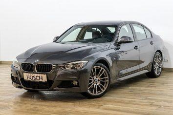 BMW 318d  M Sport Aut. LED/Navi/PDC++LP: 54.293 .-€ bei Autohaus Hösch GmbH in