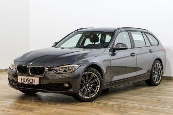BMW 318d Touring Advantage Aut. LP:50.346.- € bei Autohaus Hösch GmbH in