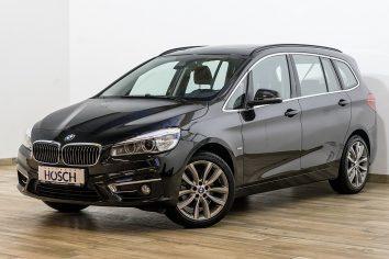 BMW 218d Gran Tourer Luxury Line LP:50.817.-€ bei Autohaus Hösch GmbH in