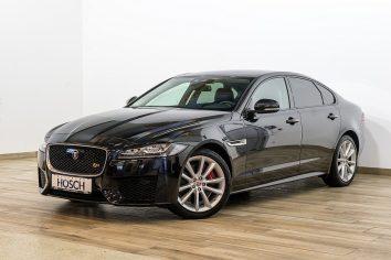 Jaguar XF S AWD Aut. LP: 100.911.-€ bei Autohaus Hösch GmbH in