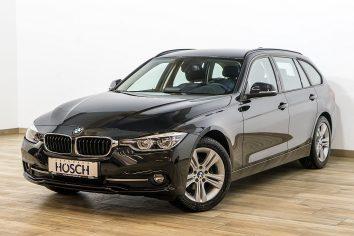 BMW 318d Touring Sport Line Aut. LP: 55.348 .-€ bei Autohaus Hösch GmbH in