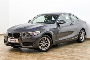 BMW 220i Coupe  LP:38.033.- € bei Autohaus Hösch GmbH in