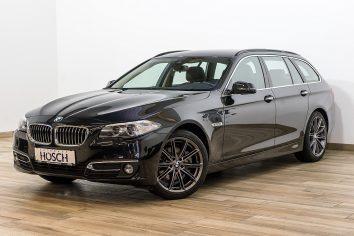 BMW 520d Touring Luxury Line Aut.  LP: 68.866.- € bei Autohaus Hösch GmbH in
