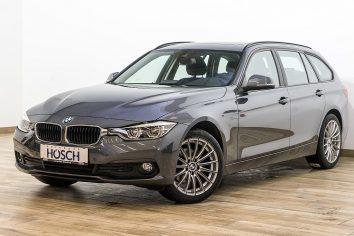 BMW 318d Touring Advantage Aut. LP:52.057.- € bei Autohaus Hösch GmbH in