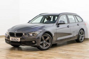 BMW 316d Touring Advantage LP:43.319.- € bei Autohaus Hösch GmbH in