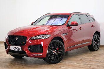 Jaguar F-Pace S AWD Aut. LP: 120.962,-€ bei Autohaus Hösch GmbH in