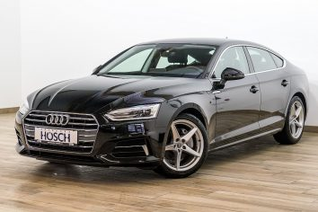 Audi A5 Sportback 2,0 TDI Sport S-tronic  LP: 55.466.- € bei Autohaus Hösch GmbH in