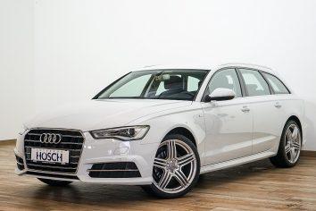 Audi A6 Avant 2.0 TDI S-Line S-tronic  LP: 62.684.- € bei Autohaus Hösch GmbH in