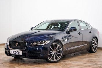 Jaguar XE 20d Prestige Aut. LP 54.747,-€ bei Autohaus Hösch GmbH in
