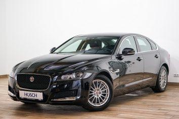 Jaguar XF Prestige  LP: 49.503.-€ bei Autohaus Hösch GmbH in